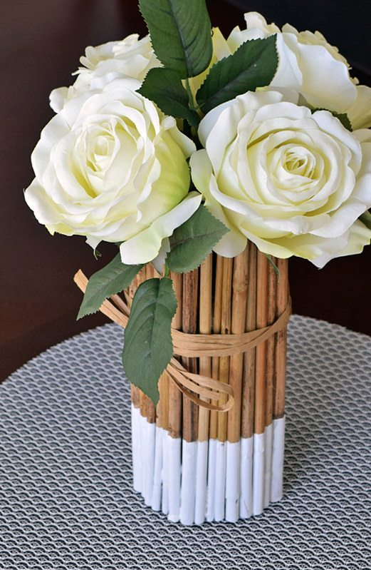 Craving some Creativity, Spring Centerpieces via Refresh Restyle