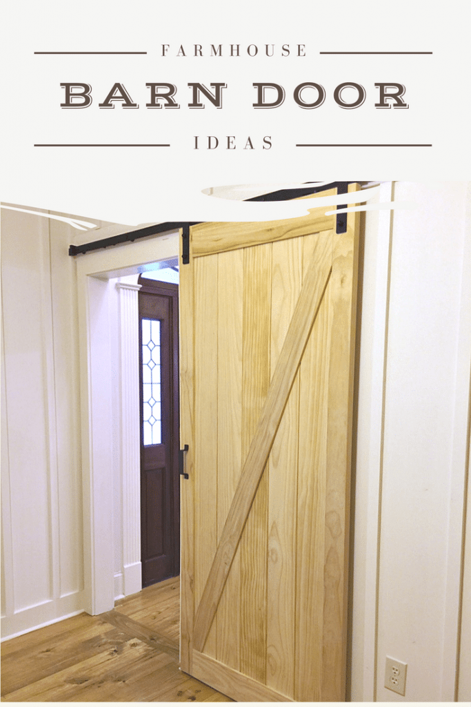 Farmhouse Barn door