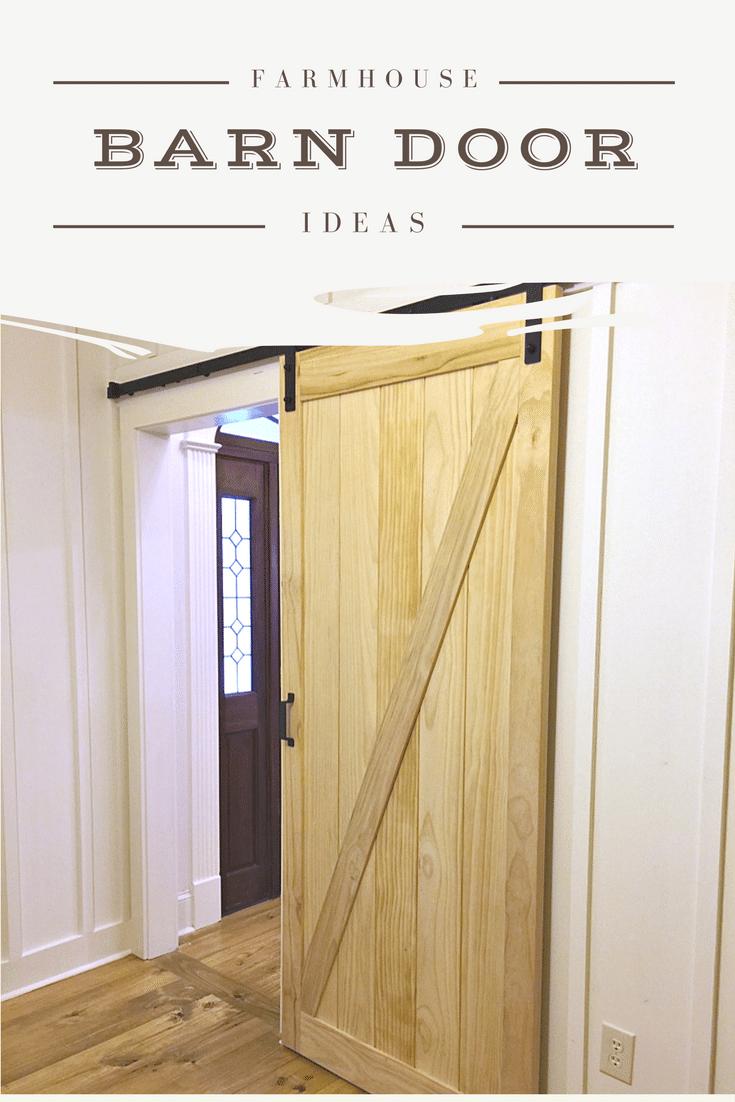 Barn Door Ideas | Refresh Restyle