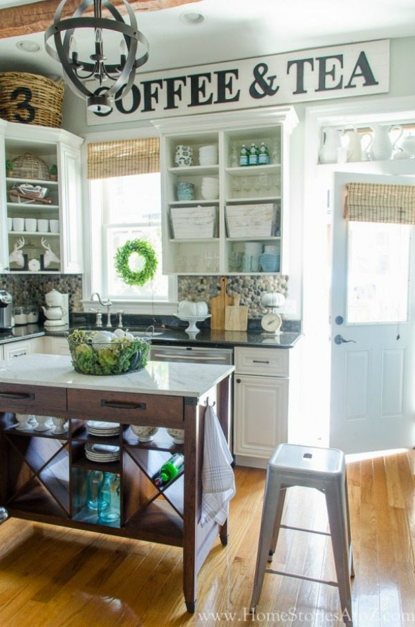 Home Stories A to Z, DIY Farmhouse Signs via Refresh Restyle