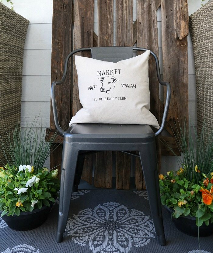 How to stencil fabric the right way