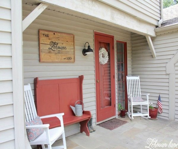Lehman Lane, DIY Farmhouse Signs via Refresh Restyle