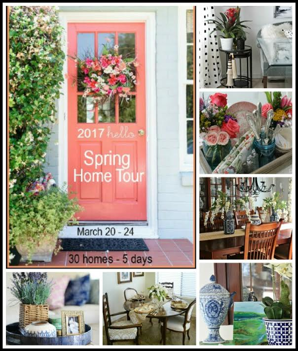 Awesome Spring Home Tours