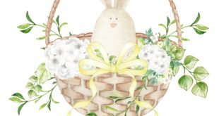 Happy Easter Print