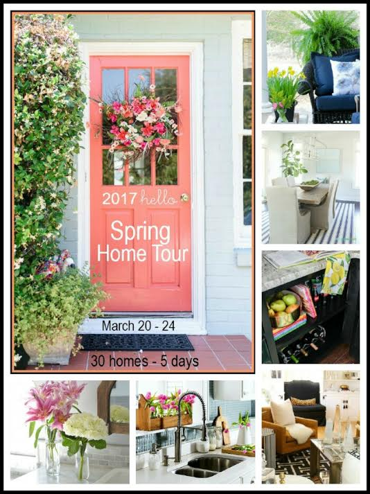 Spring Fresh Home Tours