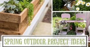 outdoor project ideas