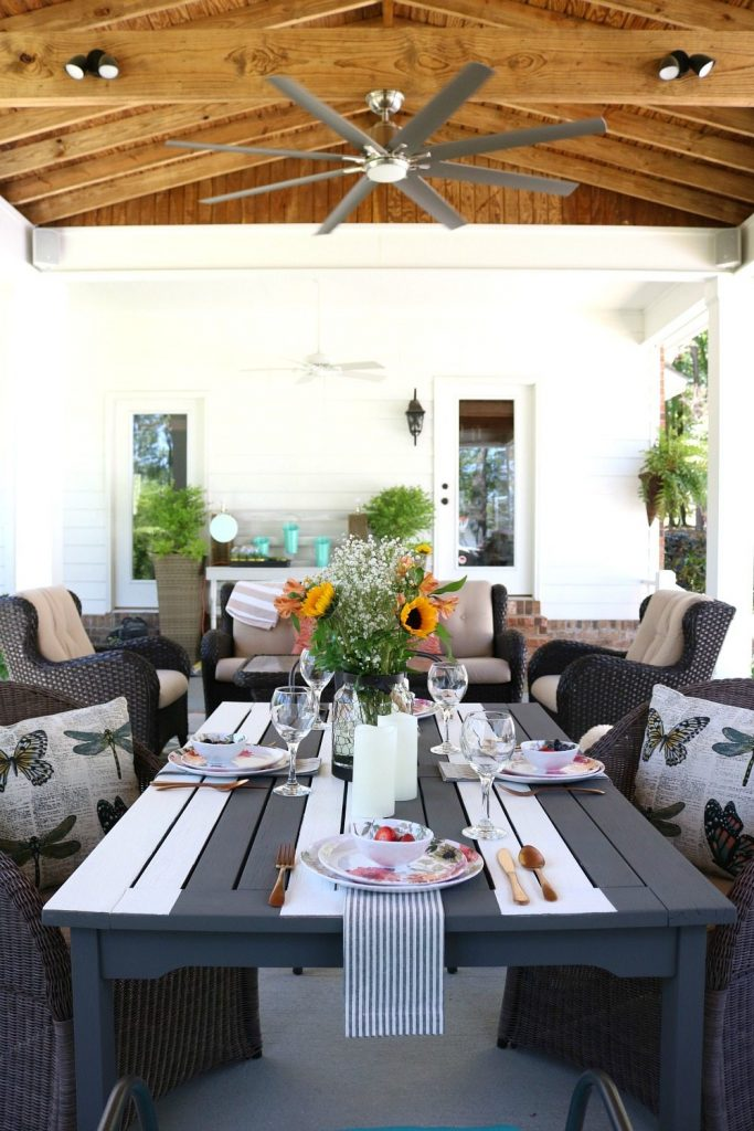 Outdoor Kitchen Build | Refresh Restyle