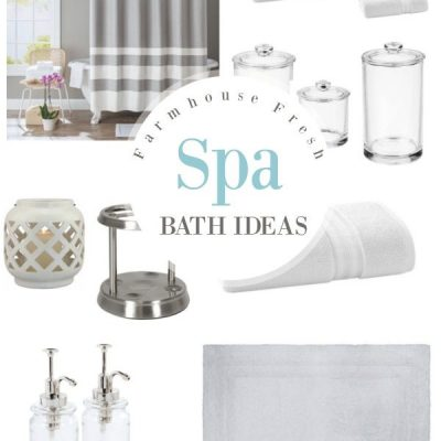 Farmhouse Guest Bath Refresh