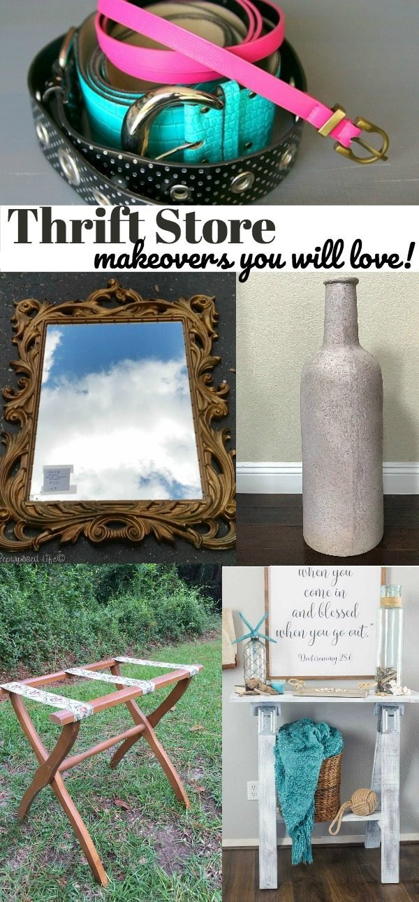 Awesome thrift store makeovers that will make you look twice