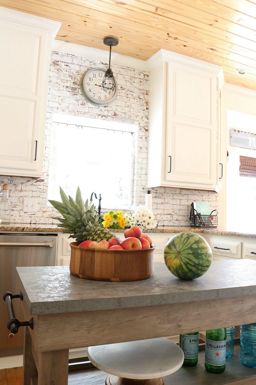 Farmhouse kitchen idea at Refresh Restyle
