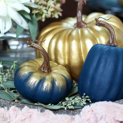 Fall Decor Ideas + Inspiration Monday