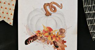 Free colorful fall printable