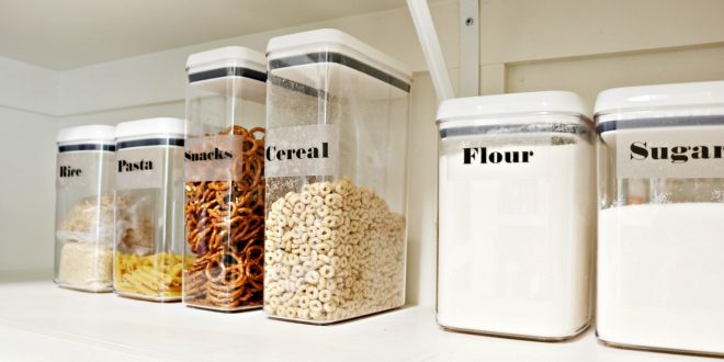 5 Steps To Organize Pantry Refresh Restyle