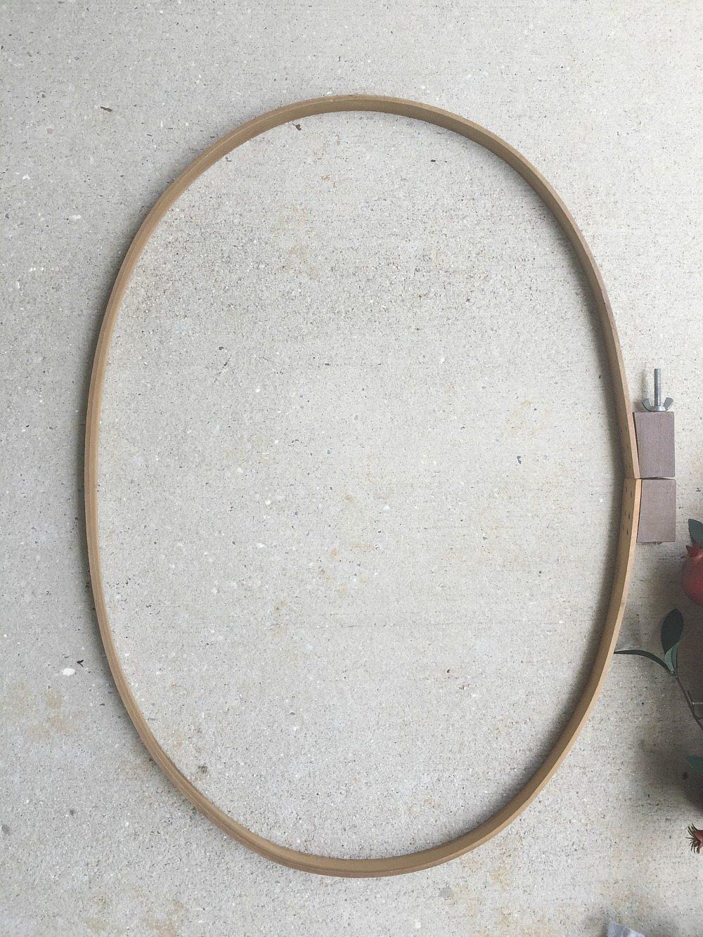 Oval Quilt Hoop
