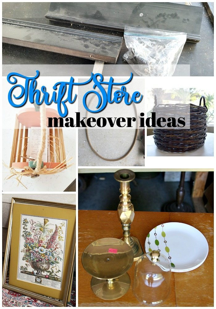 Thrift Store Makeover idea
