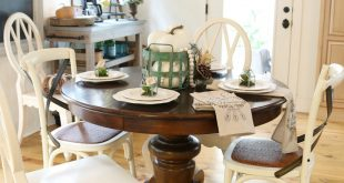 Welcome fall with easy natural decor ideas