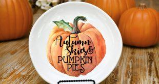 fall-decorative-plate