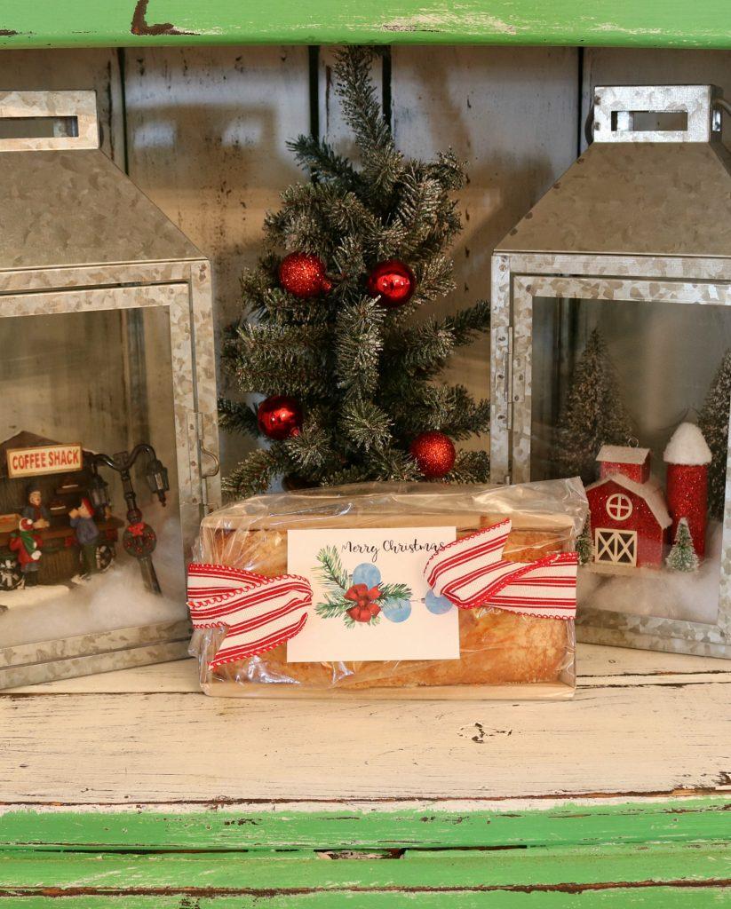 Free printables for Christmas gift tags