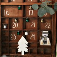 Farmhouse Advent Calendar