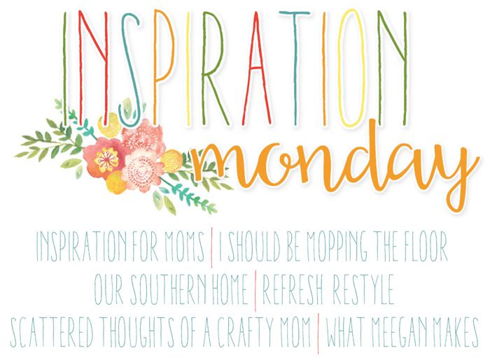 Link Up at Inspiration Monday