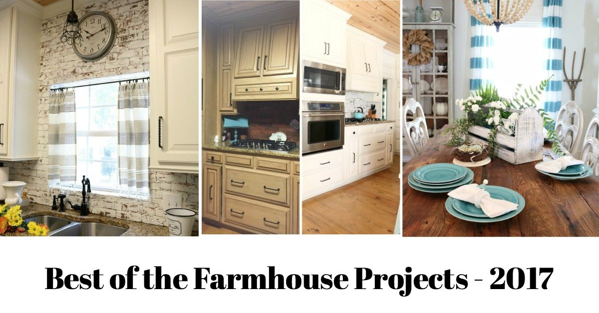 Best of the farmhouse projects