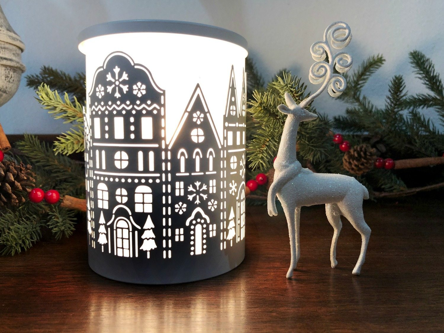 Candle warmer perfect for gift giving