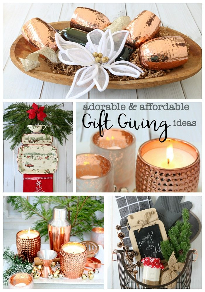 Gift giving idea adorable and affordable
