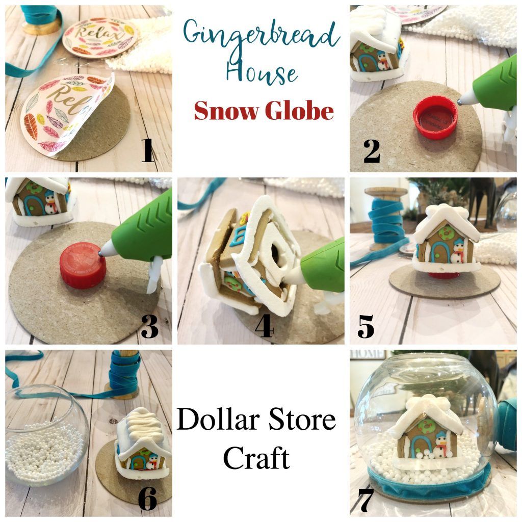 How to make this snow globe