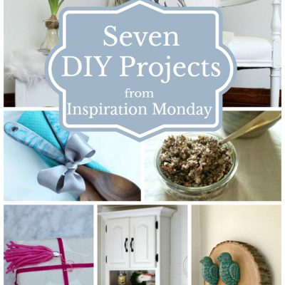 Must See DIY Projects + Inspiration Monday