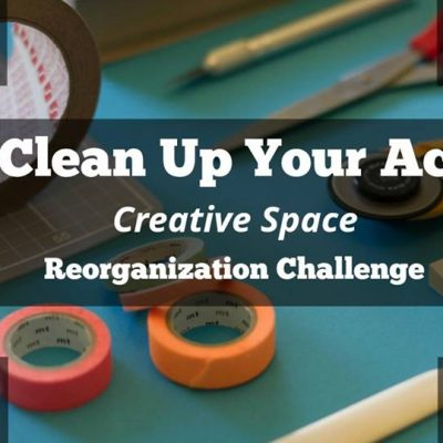 Creative Space Organizing