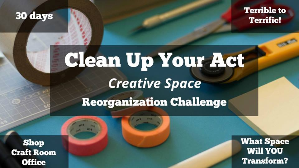 Clean up your space reorganization