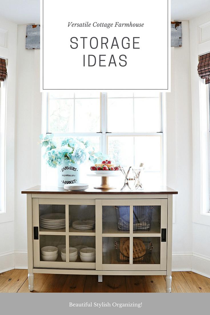 dining room storage | refresh restyle