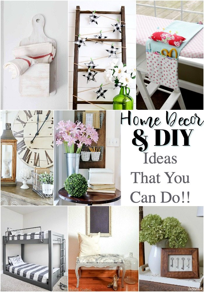 Home Decor & DIY Ideas | Refresh Restyle