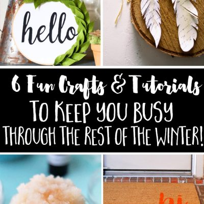 Fun Craft Ideas + Inspiration Monday