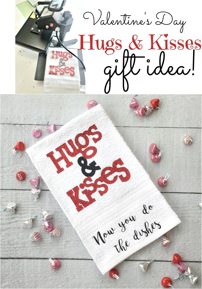 HVT Valentine's Day Gift Hugs & Kisses