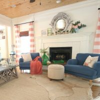 Living room layout makeover
