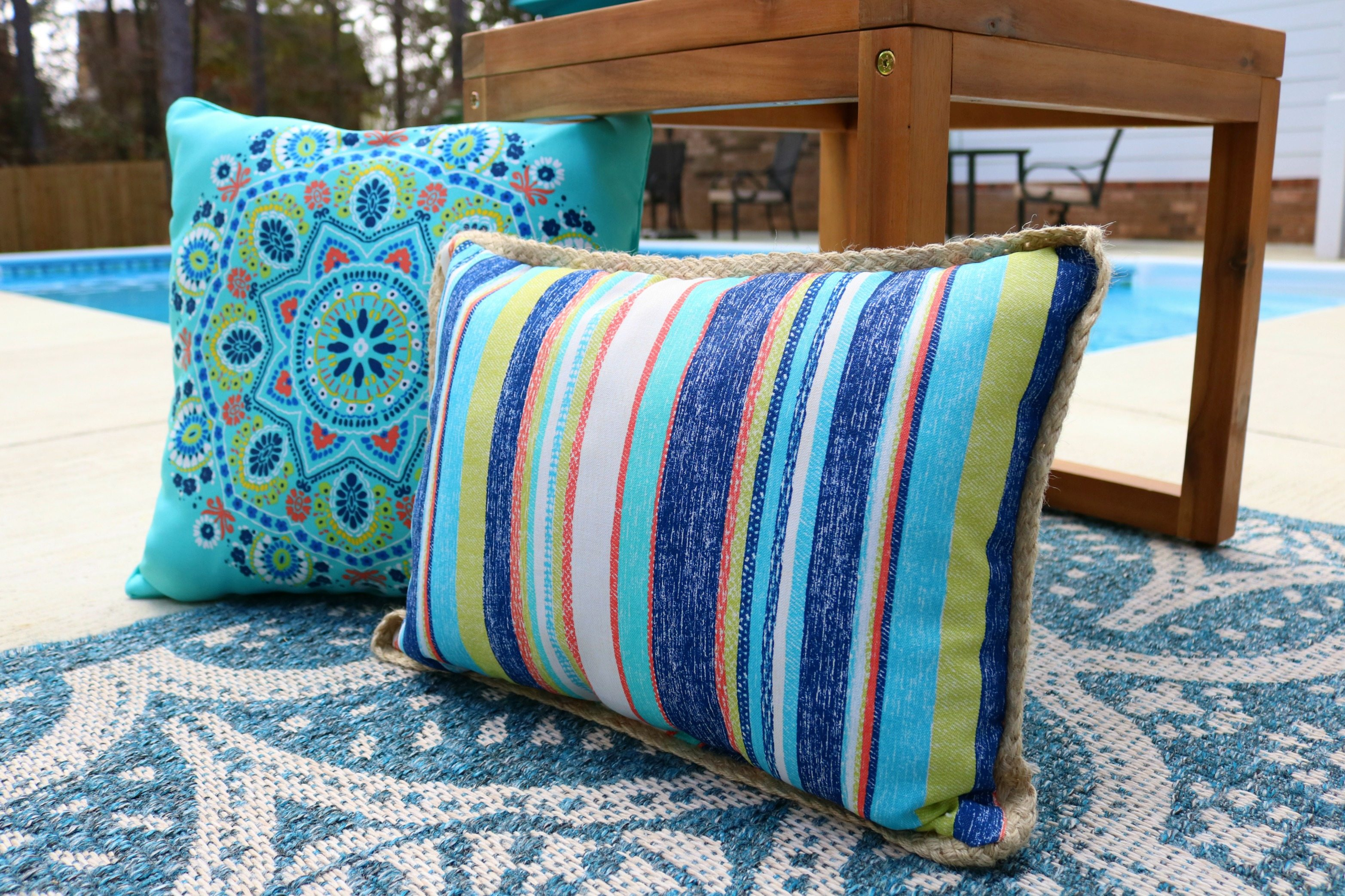 Mix and match pillows