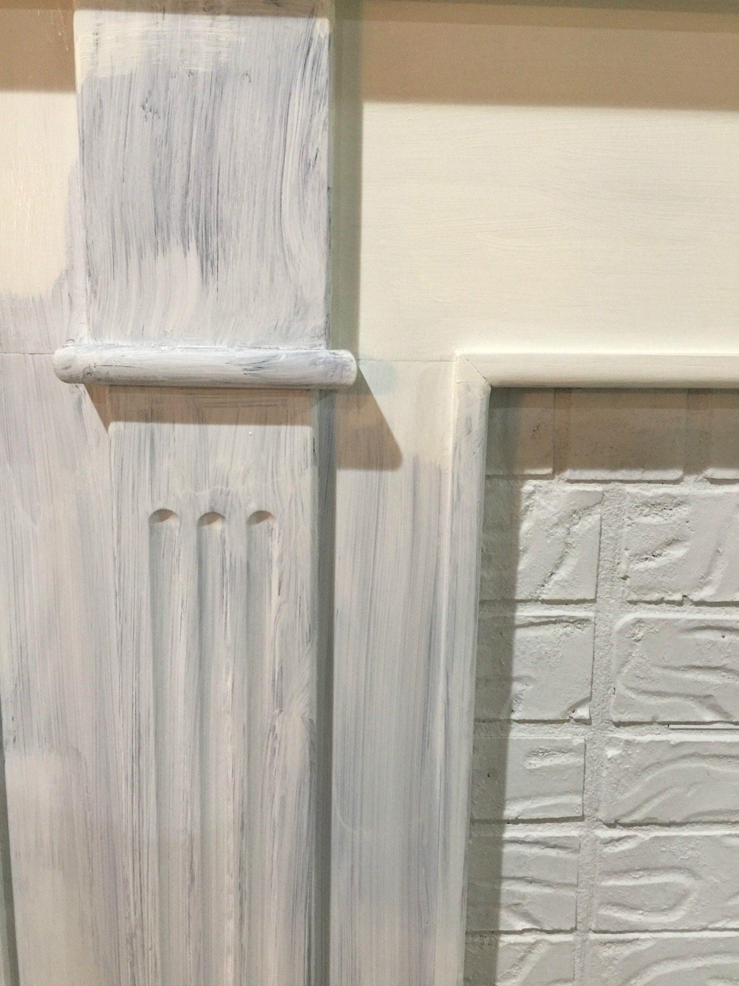 One coat of primer