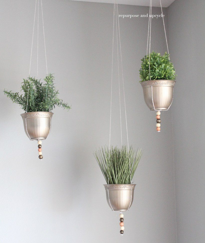 DIY-Hanging-Planter-Project-with-Dollar-Tree-Supplies