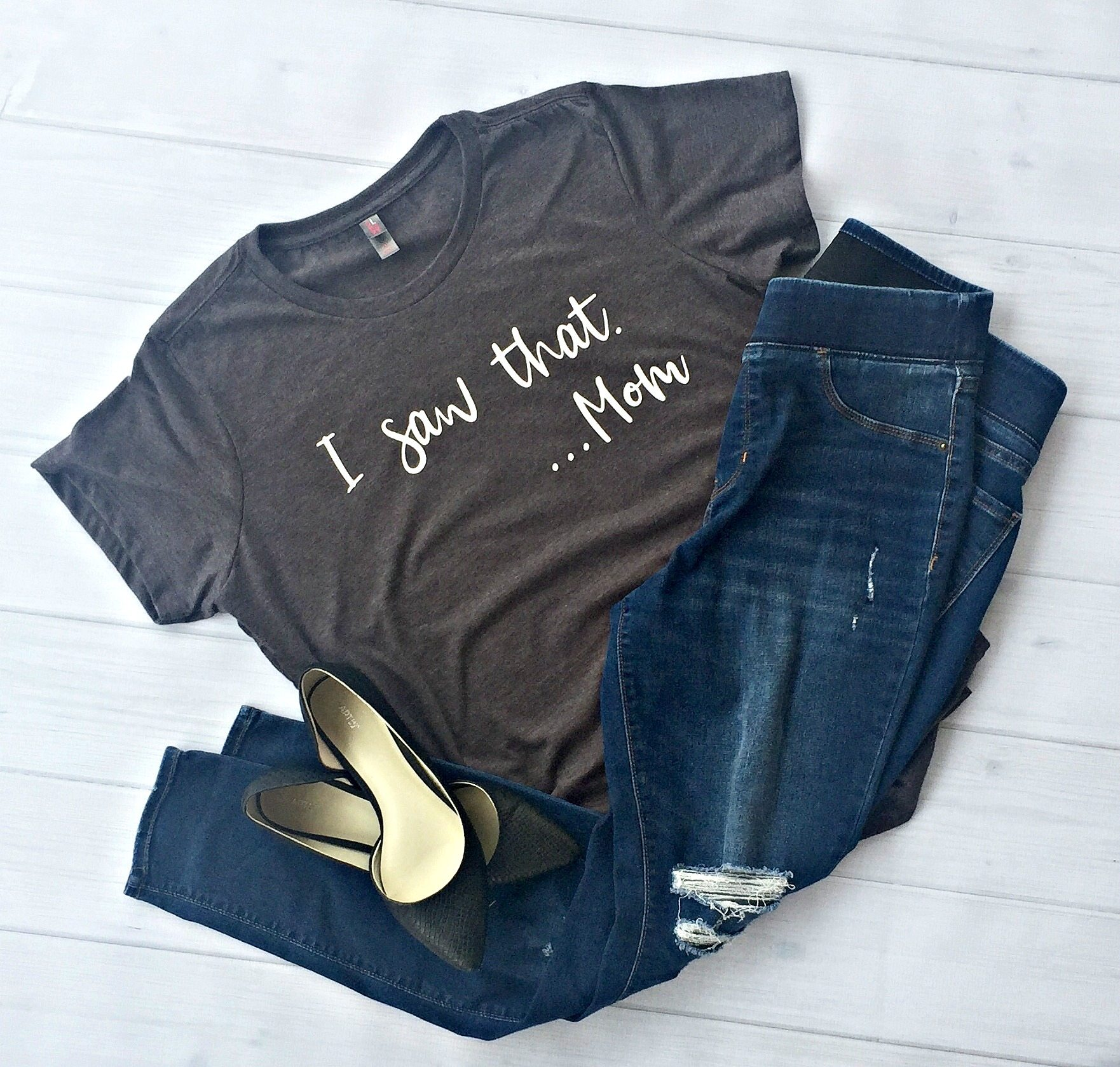 Mom attire - make your own Cricut design