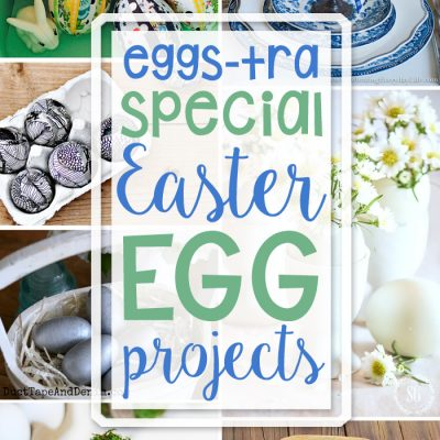 Easter Egg Projects + Inspiration Monday