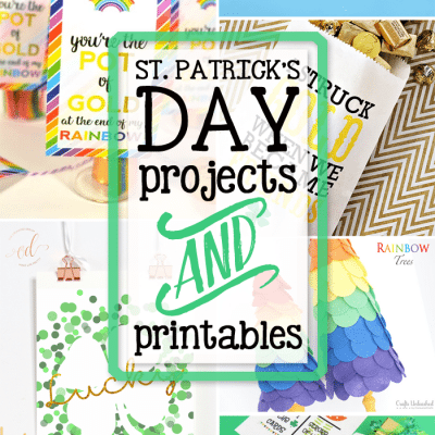 St. Patricks Day Ideas + Inspiration Monday