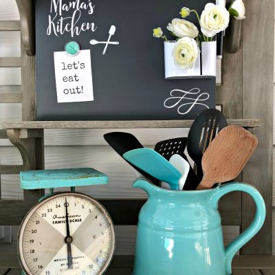 Chalkboard Kitchen Idea