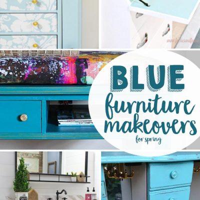Colorful Furniture Ideas  + Inspiration Monday