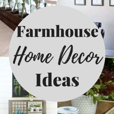Fabulous Farmhouse Ideas + Inspirations Monday