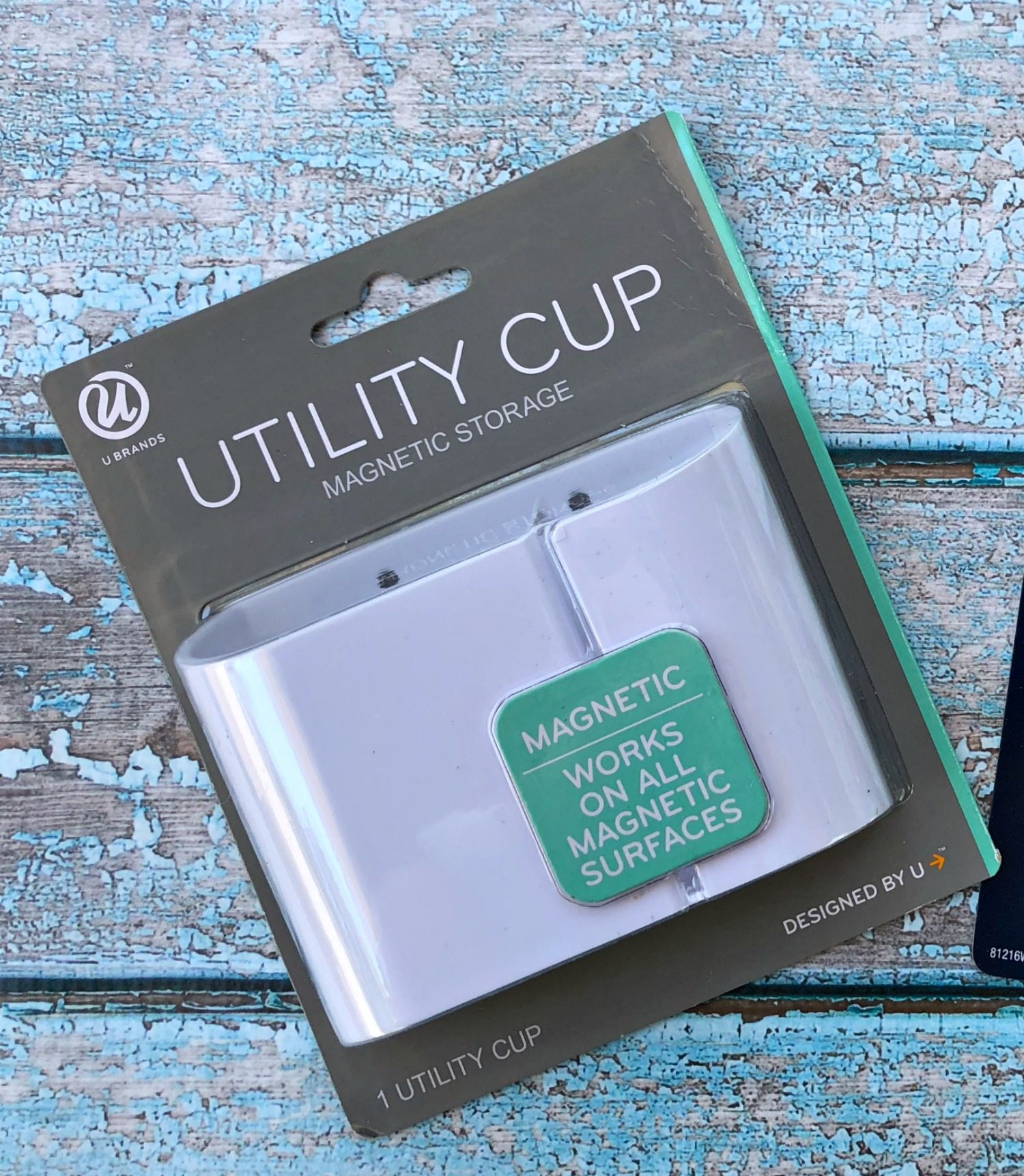magnetic cup for chalkboard