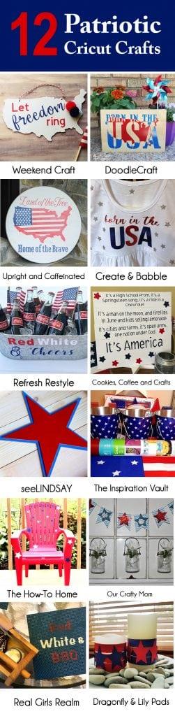 12 Patriotic Crafts