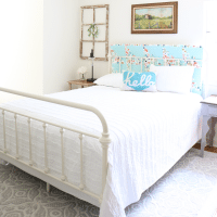 Light and Bright Guest Room
