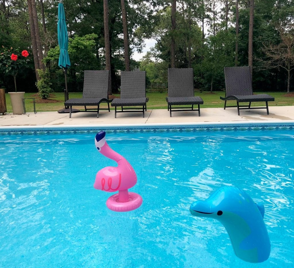Pool Toys - Flamingo