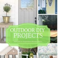 Outdoor DIY Projects – Inspiration Monday